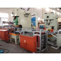 Aluminium foil food containers making machine with Stacker / Feeding Machine