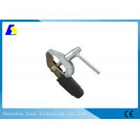 Buy cheap British Screw Type Welding Earth Clamp Brass 600A Silver Color For Welding Machine from wholesalers