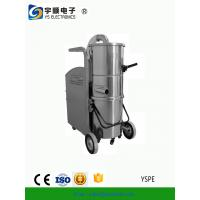 Buy cheap Buy Stainless steel and metal frame 60L three-phase electric vacuum cleaner from wholesalers