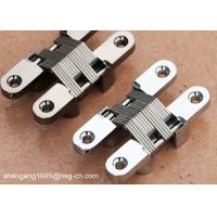 Wholesale Soss Concealed Hinges / Furniture Soss Type Zamak Invisible Hidden Hinges from china suppliers