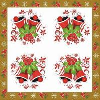 Buy cheap 100% Virgin Wood Pulp Napkins, with Xmas Design (JSS-036) from wholesalers