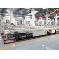 Buy cheap High Speed Plastic Pipe Extrusion Line , HDPE PPR Pipe Calibration Vacuum Cooling Tank from wholesalers
