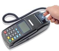 Buy cheap NEWPOS 6 series NEWPOS™ 6 series EFT-POS terminal with integrated 3DES PINPAD, card reader from wholesalers