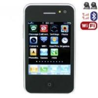 Buy cheap LCD Cheap H168 New WIFI Touch Screen Dual Camera Internet Unlocked Cell Phones from wholesalers
