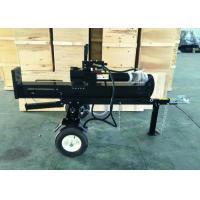 Buy cheap 22 Ton Home Depot Log Splitter , Petrol B&S XR950 Firewood Processing Machine from wholesalers