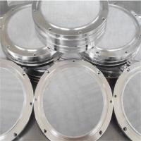 Buy cheap Standard Sintered Stainless Steel Filter Disc Chromatographic Column Equipment Use from wholesalers