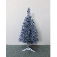 Buy cheap 2FT 60 TIPS  WHITE AND BLACK LEAF CHRISTMAS TREE from wholesalers
