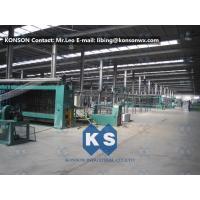 Buy cheap Heavily Galvanized Galfan And PVC Coated Hexagonal Wire Mesh Making Machine product
