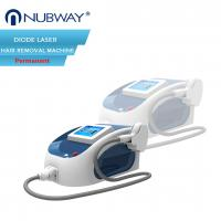 Buy cheap 2017 professional fast and easy portable 808nm diode laser hair removal machine price from wholesalers