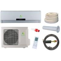 Buy cheap Mini 9000 BTU Split Unit Air Conditioner For Home Use 12-60k Heating from wholesalers