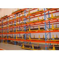 Wholesale Heavy Duty Sheet Metal Pallet Warehouse Racking 1000 - 10000mm Length from china suppliers