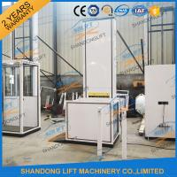 Buy cheap Electric Wheelchair Elevator Lift / Residential Hydraulic Elevator For Old People from wholesalers