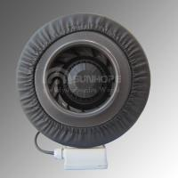 Buy cheap 4'', 6'',8'',10'',12'' In-line Duct Fan for Hydroponic Gardening System from wholesalers