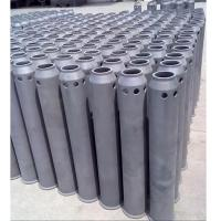 Buy cheap Silicon Carbide Ceramic Burner Nozzle Used in Kilns with good quality and different length from wholesalers