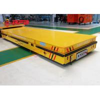 Buy cheap Multifunctional Non Magnetic Automated Guided Vehicles For Plant Color Customized from wholesalers