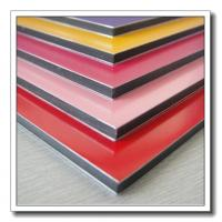 Buy cheap Exterior/Internal Aluminium Composite Panel with Corrugated Aluminum Core/ ACP Sheet from wholesalers