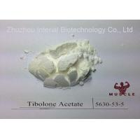 Raw White Material Livial Tibolone Weight Gain Anti Aging Steroids CAS 5630-53-5