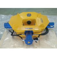 Buy cheap Yellow Hydraulic Pile Cutter , Concrete Pile Breaker 470kN Maximum Drill Rod Pressure from wholesalers