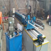 Buy cheap Light Keel Cold Roof Truss Purlin Roll Forming Machine CE standard Cr12 Rollers from wholesalers