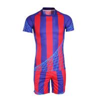 Buy cheap Mens Soccer Sports Clothing Personalised Sublimated Youth Football Jerseys from wholesalers