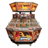 China NeofunsTreasure Island Coin Pusher Amusement Machine/Multi Function Coin Pusher(NF-C06) on sale