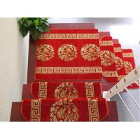 Quality Chinese Style Red Carpet Runner Tufted Stairs Rugs From China Carpets Factory for sale