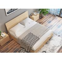 Buy cheap Elegant Hotel Style Furniture Bed Melamine Laminated Board With PVC Edge from wholesalers