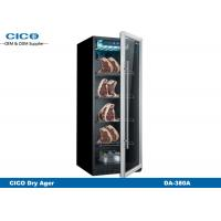 Buy cheap Beef Salami / Hams Meat Dry Aging Refrigerator DA-380A 60-85% Humidity Range from wholesalers