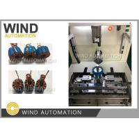 Buy cheap Star Delta Connection BLDC  motor stator winder  winding muti coils traction from wholesalers