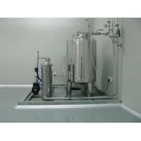 China FDA ,cGMP,GMP Standard Water Treatment Equipment for Pharmaceutical Industry on sale