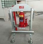 Buy cheap YJZ20 Pipe Straightening Machine Crimp Pipe Straightener High Performance from wholesalers