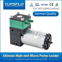 Buy cheap Electric dc brushed diaphragm 6v 12v 24v vacuum air pump for home dialysis machine from wholesalers