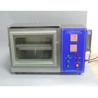 Buy cheap ISO 3795 Automotive Interior Horizontal Flammability Testing Equipment product