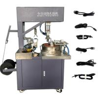 Buy cheap wire cable robotic binding and winding machine for cable production line from wholesalers