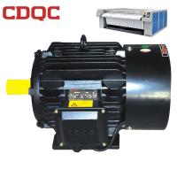 Wholesale Cast Iron Variable Speed AC Motor High Efficiency 3 Phase  New Design Ie2 from china suppliers