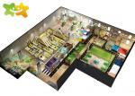 Buy cheap large Playground Business Plan Commercial Kids Indoor Playground Equipment for sale from wholesalers