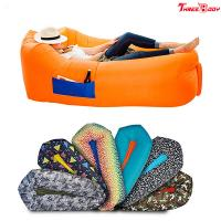 China Inflatable Outdoor Lounge Sofa Hammock Air Sofa And Pool Float Ships Fast on sale