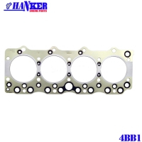 Buy cheap 5-11141-083-0 Head Gasket 4BB1 For Isuzu Full Gasket Set  5-11141083-0 5-87810-058-2 from wholesalers