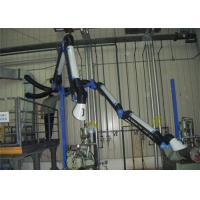 Buy cheap Reliable Steel Welding Exhaust Arms, Adjustable Blast Gate Dust Extraction Arm from wholesalers