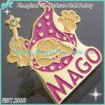 Buy cheap popular custom holiday  badges/ holiday decoration mango badges from wholesalers