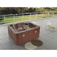 Buy cheap Monalisa M-3334 jet massage SPA tub outdoor whirlpool SPA hot tub home hotel villa SPA hot tub for 5 persons SPA tub from wholesalers