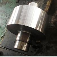 Buy cheap Mining Mill Forged Steel Shaft Steel Chilled Cast Iron Rollers Round Shape from wholesalers