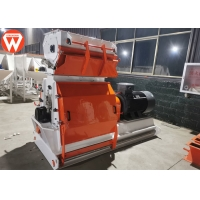 Buy cheap 24T/H Animal Feed Soybean Grain Hammer Mill Crusher from wholesalers