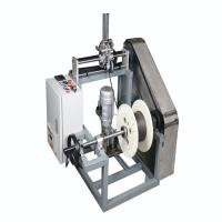Buy cheap Adjustable Speed Wire Take Up Machine Customized Rope Winding Machine 120kg from wholesalers