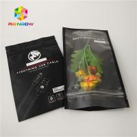 Buy cheap Non - Breakage Aluminum Foil Bags Three Side Seal For Food Industry from wholesalers