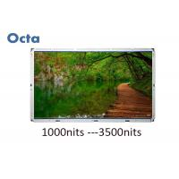 China 1920 * 1080 HD High Brightness LCD Panel 47inch Intelligent For Bus Station on sale
