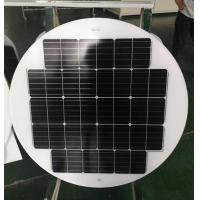 Buy cheap 60W Outdoor OEM Mono Solar Panels 17% Module Efficiency Water - Protected Cable from wholesalers