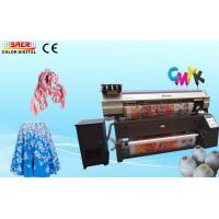 Buy cheap Digital Mimaki Textile Printer Dye Sublimation Printer For Polyester , Cotton , Linen from wholesalers