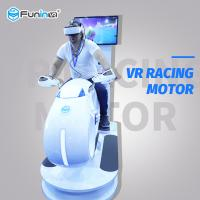 Buy cheap 220 Volt Indoor Racing Games VR Motion Simulator For Shopping Center from wholesalers