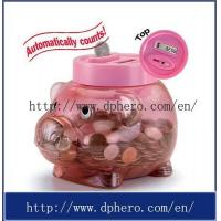 Buy cheap Sell Piggy Coin Bank from wholesalers